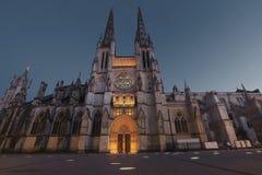 Καθεδρικός ναός Άγιος Andre Στοκ φωτογραφία με δικαίωμα ελεύθερης χρήσης