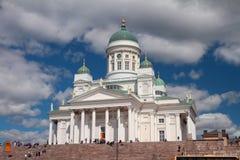 Καθεδρικός ναός Άγιος Nikolay (καθεδρικός ναός) Ελσίνκι, Φινλανδία Στοκ εικόνες με δικαίωμα ελεύθερης χρήσης