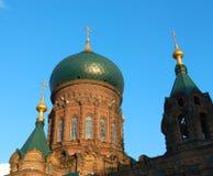 Καθεδρικός ναός Άγιος-Sophia Στοκ Φωτογραφία