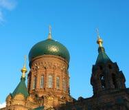 Καθεδρικός ναός Άγιος-Sophia Στοκ Εικόνες
