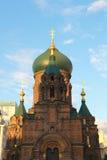 Καθεδρικός ναός Άγιος-Sophia Στοκ φωτογραφίες με δικαίωμα ελεύθερης χρήσης