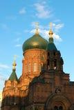 Καθεδρικός ναός Άγιος-Sophia Στοκ εικόνα με δικαίωμα ελεύθερης χρήσης