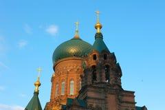 Καθεδρικός ναός Άγιος-Sophia Στοκ φωτογραφία με δικαίωμα ελεύθερης χρήσης