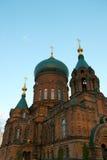 Καθεδρικός ναός Άγιος-Sophia Στοκ Φωτογραφίες