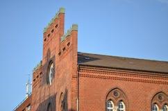 Καθεδρικός ναός Αγίου Canute Στοκ φωτογραφία με δικαίωμα ελεύθερης χρήσης