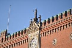 Καθεδρικός ναός Αγίου Canute Στοκ εικόνες με δικαίωμα ελεύθερης χρήσης