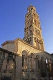 Καθεδρικός ναός Αγίου Domnius, διάσπαση στοκ φωτογραφίες με δικαίωμα ελεύθερης χρήσης