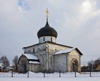 Καθεδρικός ναός Αγίου George, yuryev-Polsky Στοκ φωτογραφία με δικαίωμα ελεύθερης χρήσης