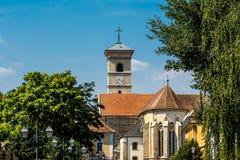 Καθεδρικός ναός Αγίου Michael, Alba Iulia Στοκ Φωτογραφία