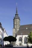 Καθεδρικός ναός Αγίου Peter από το Bautzen στη Γερμανία Στοκ Εικόνες