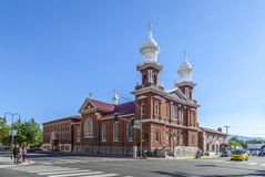 Καθεδρικός ναός Αγίου Thomas Aquinas σε Reno Στοκ Φωτογραφίες