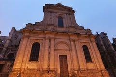 Καθεδρικός ναός Αγίου Vaast σε Arras Στοκ φωτογραφία με δικαίωμα ελεύθερης χρήσης