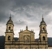 Καθεδρικός ναός αρχιεπισκόπων, Μπογκοτά, Κολομβία στοκ εικόνες