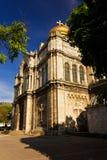 Καθεδρικός ναός - Βάρνα, Βουλγαρία στοκ εικόνα με δικαίωμα ελεύθερης χρήσης