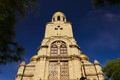 Καθεδρικός ναός - Βάρνα, Βουλγαρία στοκ φωτογραφία