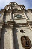 Καθεδρικός ναός βασιλικών Arequipa στο Περού Στοκ φωτογραφία με δικαίωμα ελεύθερης χρήσης