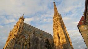 Καθεδρικός ναός Βιέννη Στοκ Φωτογραφίες