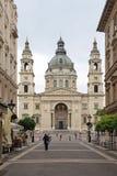 Καθεδρικός ναός Βουδαπέστη του ST Stephen Στοκ φωτογραφίες με δικαίωμα ελεύθερης χρήσης