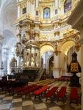 καθεδρικός ναός Γρανάδα στοκ εικόνες