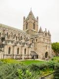 Καθεδρικός ναός εκκλησιών Χριστού, Δουβλίνο Στοκ εικόνα με δικαίωμα ελεύθερης χρήσης