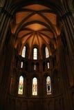 Καθεδρικός ναός εσωτερική Γενεύη του ST Pierre Στοκ εικόνες με δικαίωμα ελεύθερης χρήσης