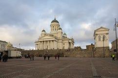 καθεδρικός ναός Ελσίνκι Στοκ Εικόνα