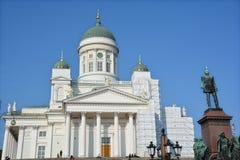 καθεδρικός ναός Ελσίνκι Στοκ φωτογραφία με δικαίωμα ελεύθερης χρήσης