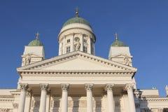 καθεδρικός ναός Ελσίνκι Στοκ εικόνες με δικαίωμα ελεύθερης χρήσης