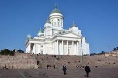 καθεδρικός ναός Ελσίνκι Στοκ Εικόνες