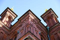 Καθεδρικός ναός Ελσίνκι Uspensky Στοκ εικόνες με δικαίωμα ελεύθερης χρήσης