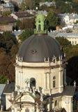 Καθεδρικός ναός θόλων σε Lviv Στοκ φωτογραφίες με δικαίωμα ελεύθερης χρήσης