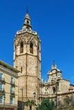καθεδρικός ναός Ισπανία Β& Στοκ Φωτογραφία