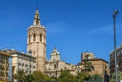 καθεδρικός ναός Ισπανία Β& Στοκ φωτογραφία με δικαίωμα ελεύθερης χρήσης