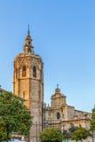 καθεδρικός ναός Ισπανία Β& Στοκ εικόνα με δικαίωμα ελεύθερης χρήσης