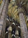 καθεδρικός ναός Ιταλία Μ&iota Στοκ Εικόνα