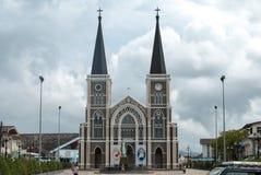 καθεδρικός ναός καθολικός Ρωμαίος Στοκ φωτογραφία με δικαίωμα ελεύθερης χρήσης