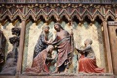 Καθεδρικός ναός κυρίας Notre Στοκ φωτογραφία με δικαίωμα ελεύθερης χρήσης