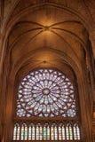 Καθεδρικός ναός κυρίας Notre Στοκ Εικόνα