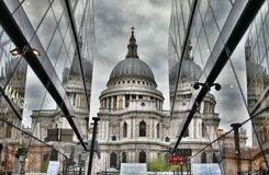 καθεδρικός ναός Λονδίνο στοκ εικόνες