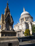 καθεδρικός ναός Λονδίνο Paul s ST στοκ φωτογραφία με δικαίωμα ελεύθερης χρήσης