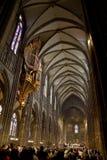 καθεδρικός ναός μέσα στο &S Στοκ εικόνες με δικαίωμα ελεύθερης χρήσης