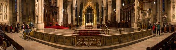 Καθεδρικός ναός Μανχάταν του ST Πάτρικ ` s Στοκ φωτογραφία με δικαίωμα ελεύθερης χρήσης
