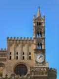 Καθεδρικός ναός Μαρία Santissima Assuanta του Παλέρμου στη Σικελία Στοκ εικόνες με δικαίωμα ελεύθερης χρήσης