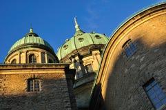καθεδρικός ναός Μόντρεαλ Στοκ Εικόνες