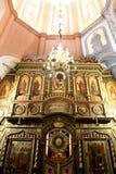 καθεδρικός ναός Μόσχα Άγι&omic Στοκ Φωτογραφία