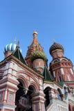 καθεδρικός ναός Μόσχα Άγι&omic Στοκ εικόνα με δικαίωμα ελεύθερης χρήσης