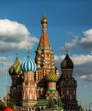 καθεδρικός ναός Μόσχα s ST βασιλικού στοκ φωτογραφία με δικαίωμα ελεύθερης χρήσης