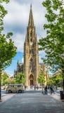 Καθεδρικός ναός παστόρων Buen San Sebastian, Gipuzkoa, βασκική χώρα, Ισπανία Στοκ φωτογραφίες με δικαίωμα ελεύθερης χρήσης