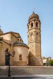 Καθεδρικός ναός Σάντα Μαρία Assunta Oristano Στοκ Φωτογραφία