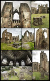 Καθεδρικός ναός Σκωτία Elgin Στοκ εικόνες με δικαίωμα ελεύθερης χρήσης
